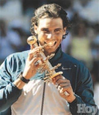 Nadal gana título del Masters 1000 de Madrid