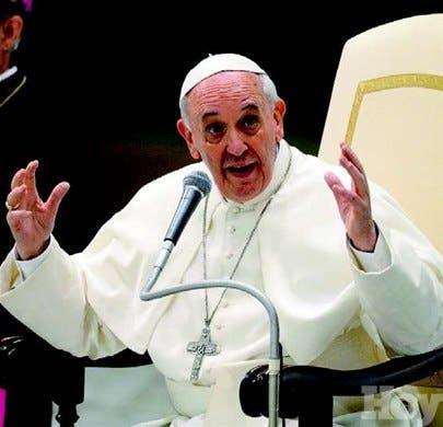 """Papa reconoce hay corrupción y """"lobby gay"""" en el Vaticano"""