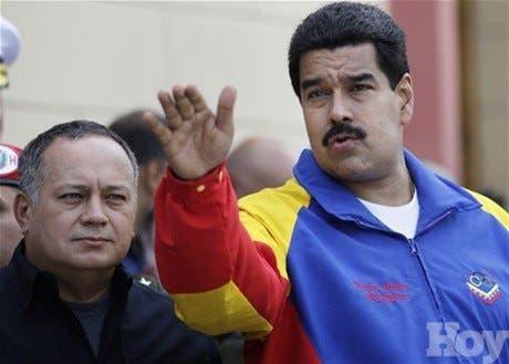 <P>Capturan nueve paramilitares colombianos en Venezuela por supuestos planesde «magnicidio» contraMaduro</P>