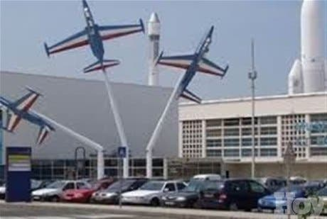 Cancelan vuelos en Francia por huelga de controladores