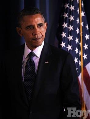 Presidente estadounidense Barack Obama llega a Belfast para cumbre G8
