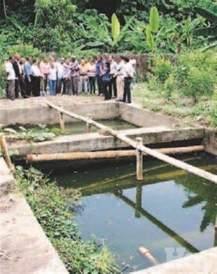 Harán obras en acueducto y alcantarillado de Moca