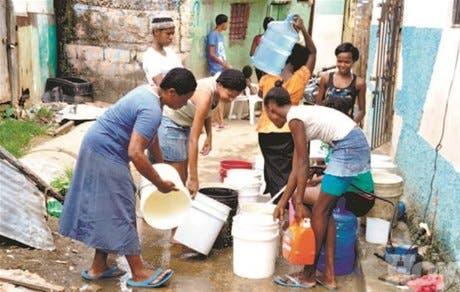 Desborde cañada inunda cientos casas La Ciénega