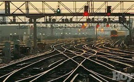 Una huelga reduce en 40% el tráfico ferroviario en Francia