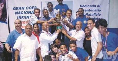 Zona VI gana nacional judo SFM