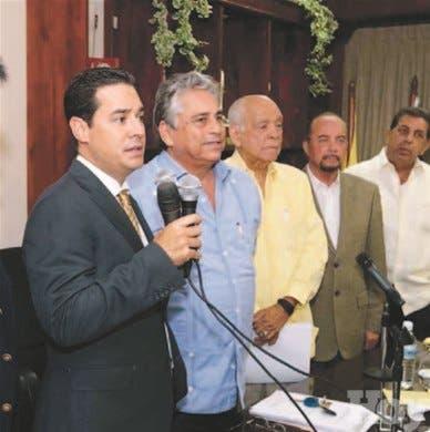 Quilvio Hernández nuevo presidente AC