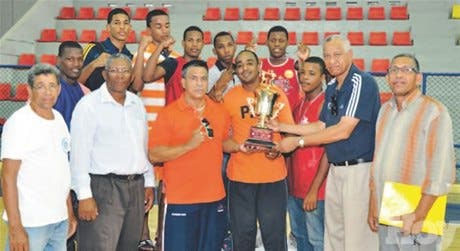 Provincia Santo Domingo gana Torneo Nacional Boxeo Juvenil