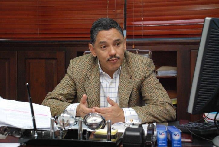 José Ricardo Taveras. HOY/Pedro Sosa