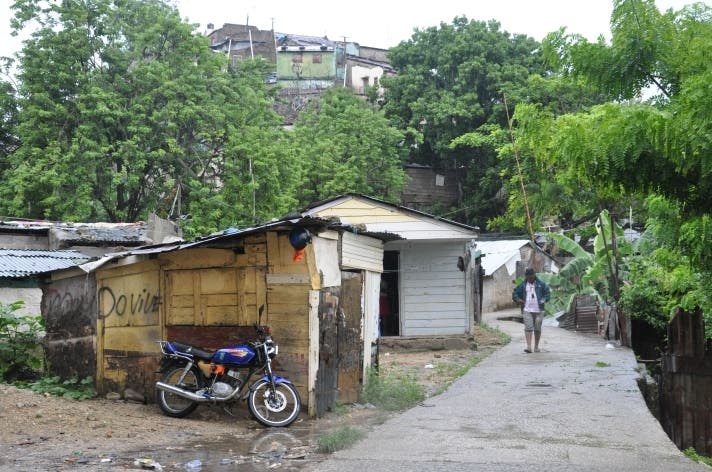 La zona Sur del país es una de las más pobres del país. Pedro Sosa