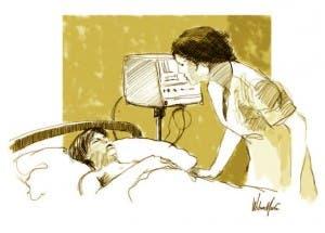 El síndrome de carga  del cuidador (enfermos crónicos)