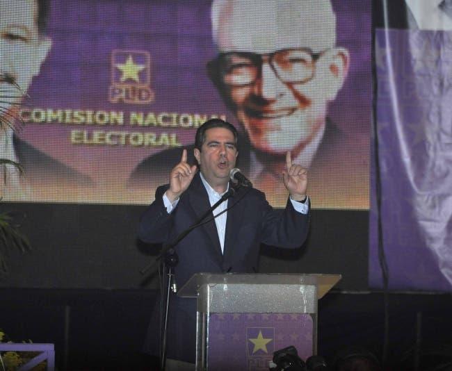 Francisco Javier García_Ministro Turismo