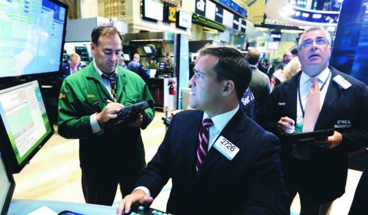 Las bolsas mundiales se mantuvieron relativamente estables durante la crisis de Estados Unidos