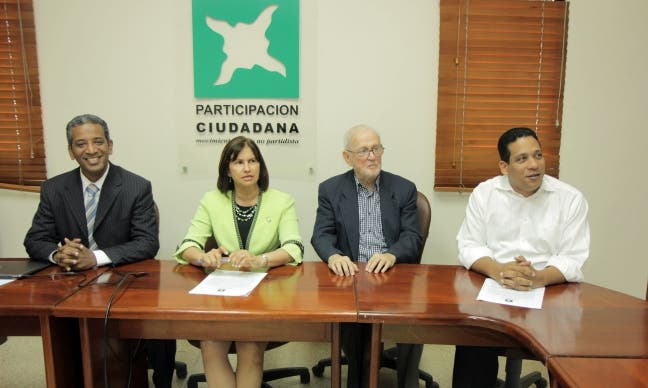 Directivos de Participación Ciudadana.