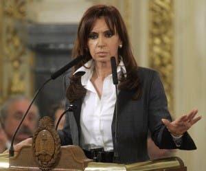 """Cristina Fernández: """"A mí nadie me pagó por ninguna medida de mi Gobierno"""""""