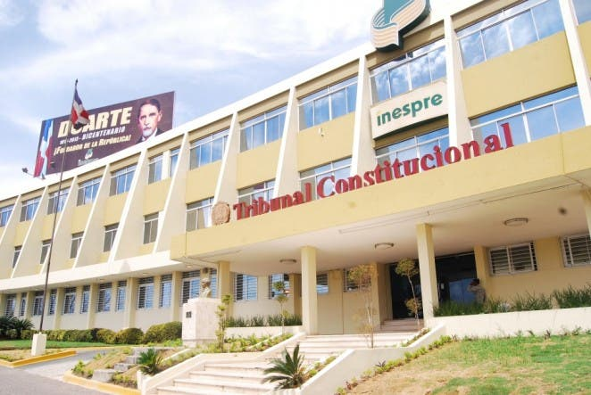 Tribunal Constitucional Fachada