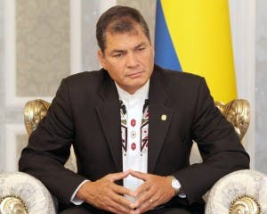 Rafael Correa abandona partido con el que gobernó Ecuador por 10 años