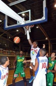 Acción el basket de ABASADO