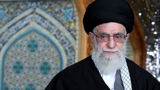Ali Khamenei, lider supremo Irán