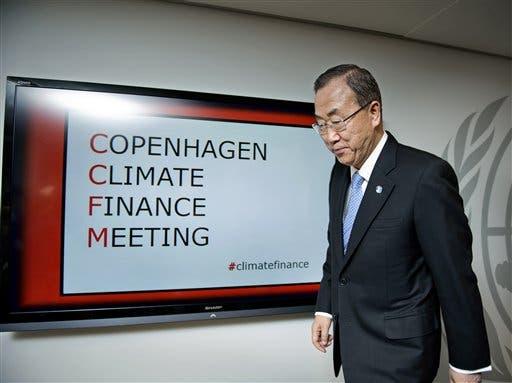 Denmark Copenhagen Climate Finance Meeting