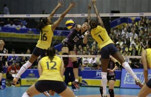 Brasil gana Copa de Grandes Campeonas de Vóleibol; EUA se queda con la plata tras vencer a RD