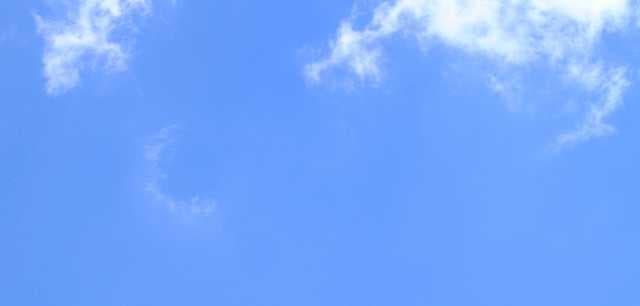Hoy habrá pocas lluvias según ONAMET. Imagen Fuente externa.