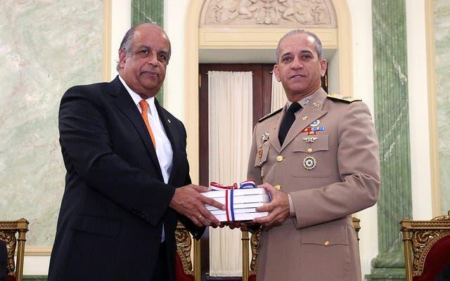Comisión Natalicio Juan Pablo Duarte