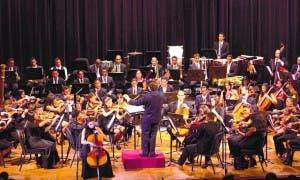 Concierto de gala celebrando día músico