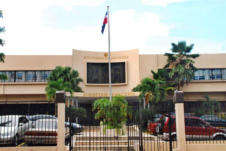 El Ministerio de Hacienda es la entidad que registra la deuda estatal. Archiivo