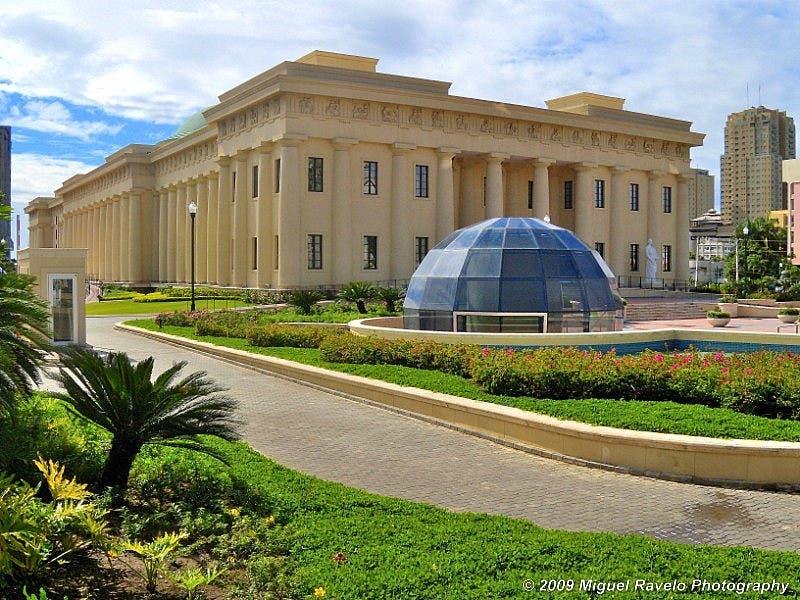 El Palacio de Bellas Artes debió costar RD$700 millones pero terminó costando RD$1,500 millones.
