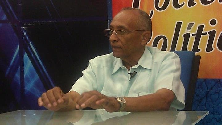 Empresario José López.