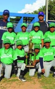 Equipo campeón 7-8 años