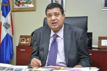 Senador de La Vega, Euclides Sanchez. Fuente externa.