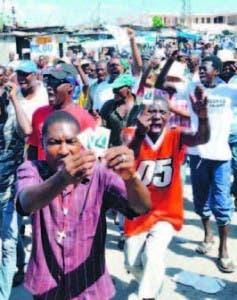 La ONU preocupada por  ola de violencia en Puerto Príncipe