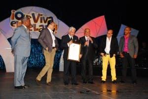 Cultura honra a Cuquín Victoria