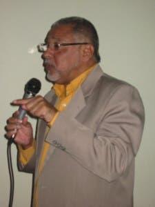 Locutor J. M. Hidalgo