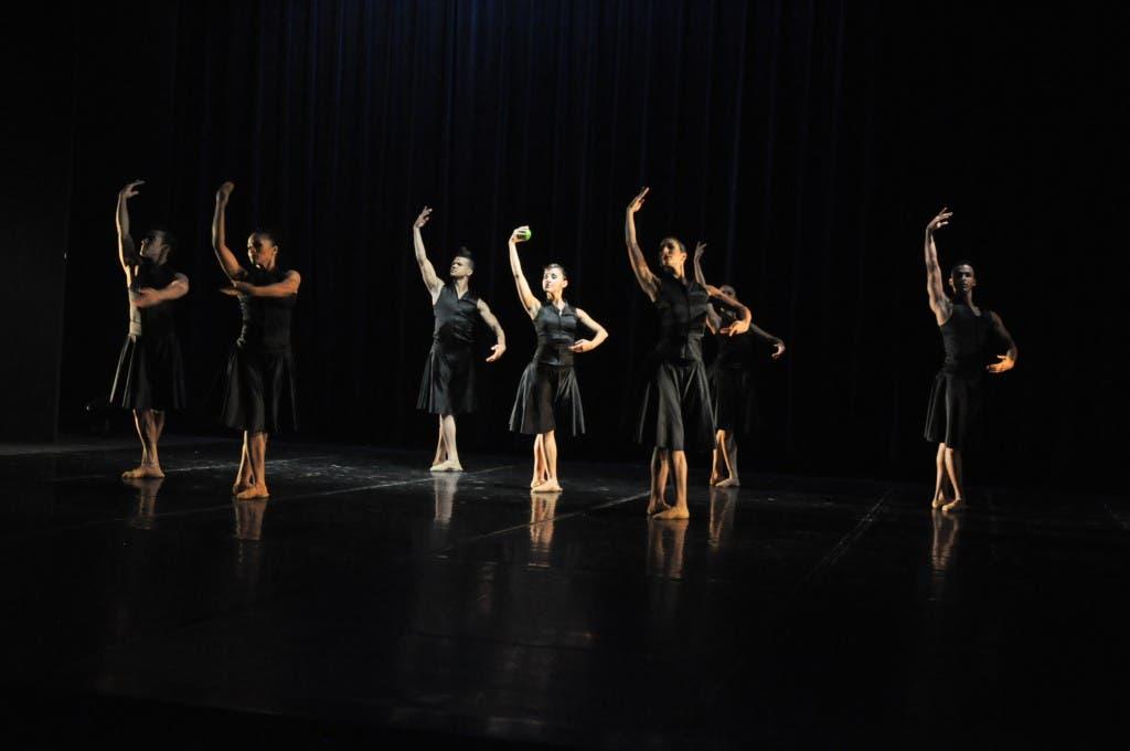 """El espectáculo """"Otoño danza"""" es un espectáculo creado por coreógrafos dominicanos e invitados internacionales."""