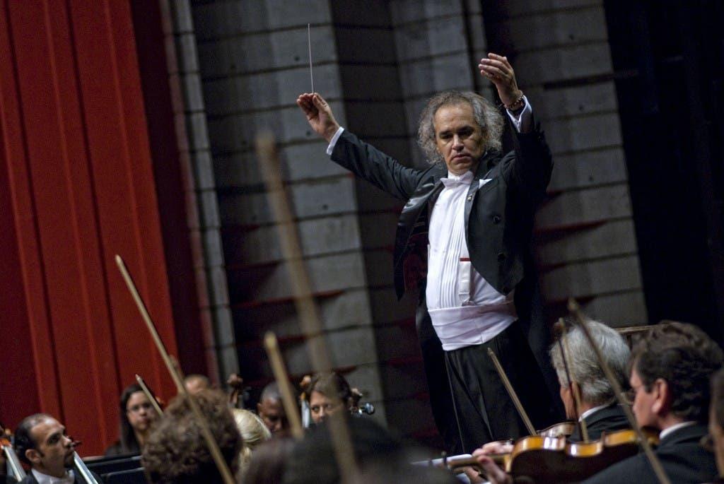 El maestro José Antonio Molina. Fotos/fuente Externa