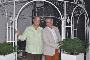 Villa bendición recibe a Felipe Polanco y Carlos Alfredo