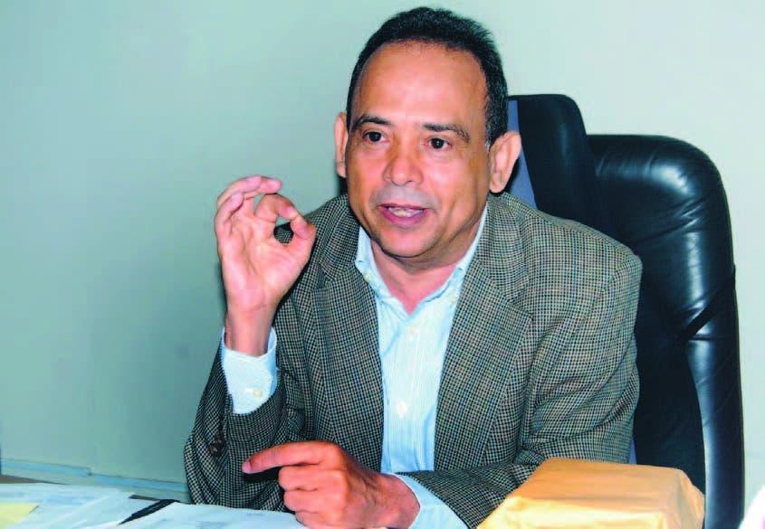 José Angel Rodríguez es ingeniero en minas y laboró por años en la antigua Rosario Dominicana
