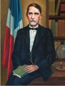 Juan Pablo Duarte.