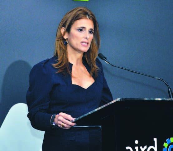 Ligia Bonetti, presidenta de AIRD