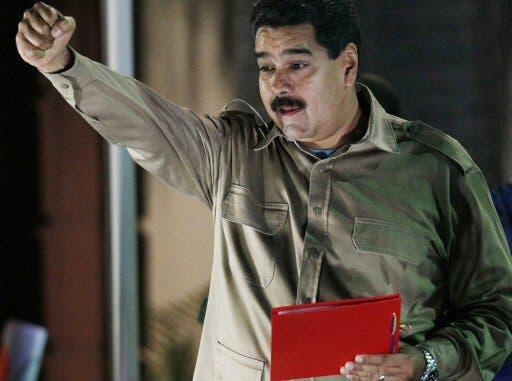 Presidente de Venezuela, Nicolás Maduro. Foto de archivo.