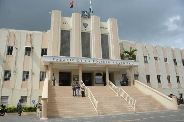 Palacio de la Policía Nacional.