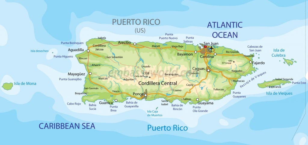 Puerto Rico estancado en su desarrollo económico