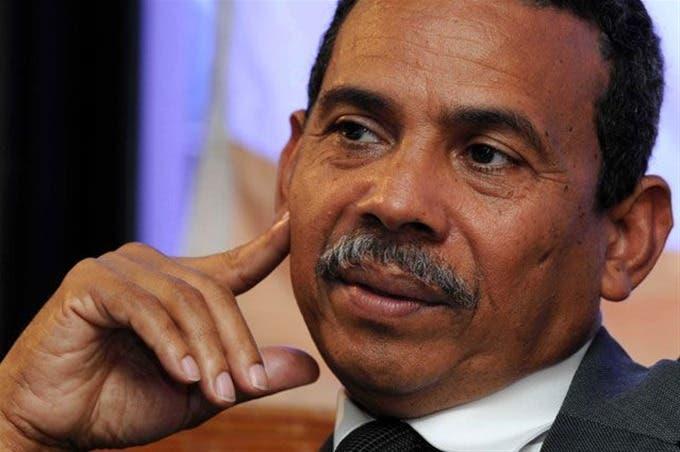 Radhamés Segura, exvicepresidente ejecutivo de la Corporación Dominicana de Empresas Eléctricas Estatales (CDEEE).