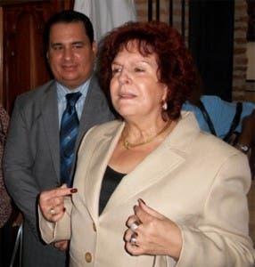 Senadora Ivonne Chahín Sasso.
