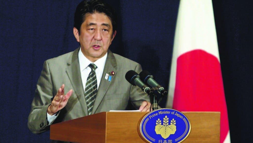 Shinzo Abe ha instado a China a deshacerse de las nuevas medidas para restringir los vuelos sobre el territorio en disputa en el Mar Oriental de China