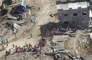 Filipinas: Búsqueda de sobrevivientes, un infierno