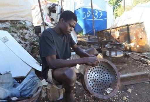 HAITI-EARTHQUAKE-SOCIETY-POVERTY