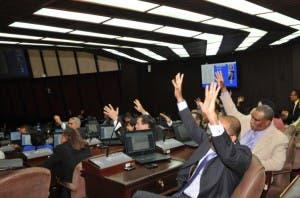 Diputados aprueban en dos lecturas consecutivas Presupuesto del 2014